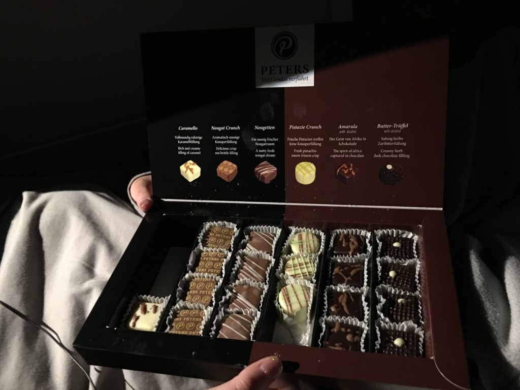 Chocolate Selection- we'll just take the whole box, please.
